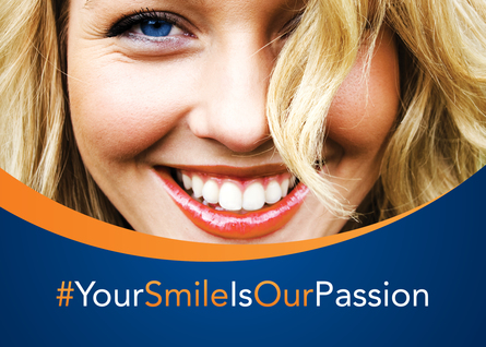 Your smile is our passion