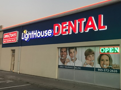 LightHouse Dental exterior view in Cobourg