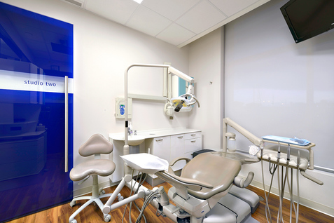 Salvaggio Dentistry operatory 2
