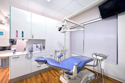 Salvaggio Dentistry operatory 3