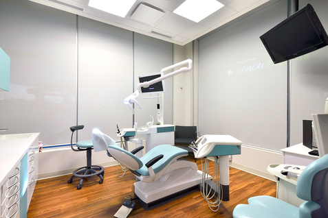 Salvaggio Dentistry operatory