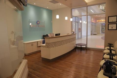 World Dental Clinic Front Desk