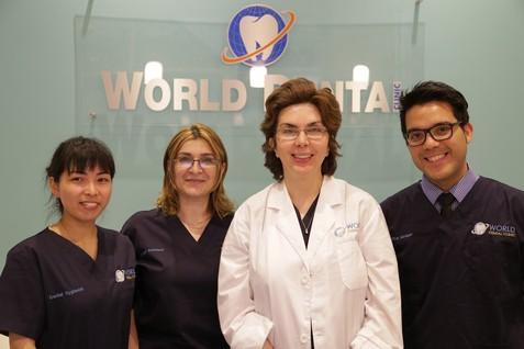 World Dental Clinic team